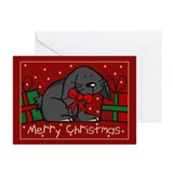 Merry Chistmas Greeting Cards (Pk of 10)