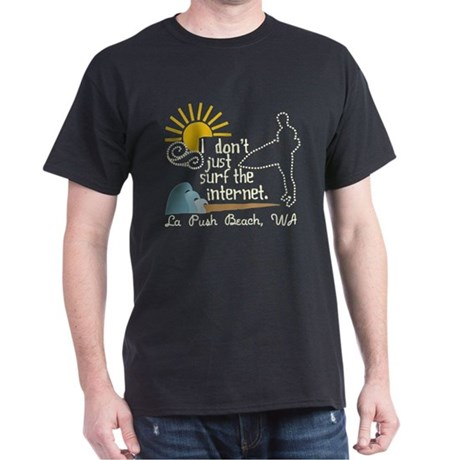La Push Beach Dark T-Shirt