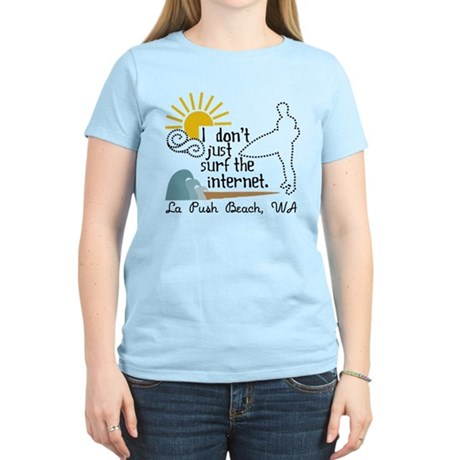 La Push Beach Women's Light T-Shirt