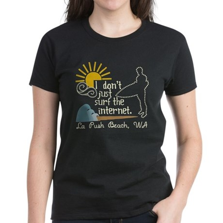 La Push Beach Women's Dark T-Shirt