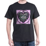 I LOVE YOU! Dark T-Shirt