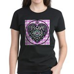 I LOVE YOU! Women's Dark T-Shirt