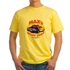 Max's Speed Shop Distress T