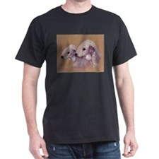 Bedlingtons-Double Trouble T-Shirt