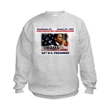 Cute Obama won Sweatshirt