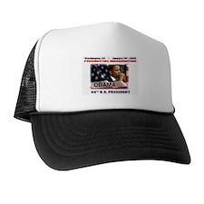 Cute Inauguration pro obama Trucker Hat