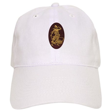 Gold Leaf Pirate Cap