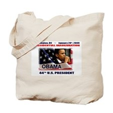 Unique Obama won Tote Bag