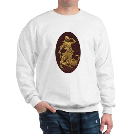 Gold Leaf Pirate Sweatshirt