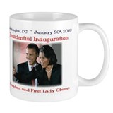 Unique First lady Small Mug