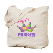Autistic Princess 3 Tote Bag