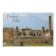Mt. Vesuvius Postcards (Package of 8)