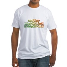 Unsocialized Homeschooler Shirt