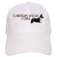 cardigan welsh corgi Baseball Cap