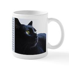 Bombay Cat in Profile Small Mug