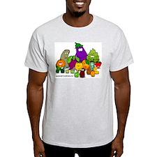 Family Ash Grey T-Shirt