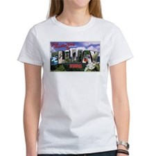 Ellijay, GA Post Card Tee