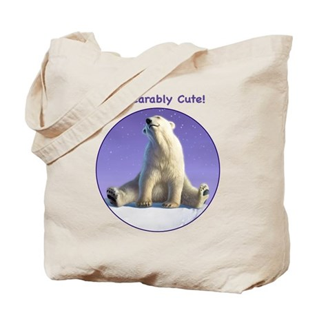 Unbearably Cute! Tote Bag