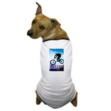Mountain Bike Ellijay Dog T-Shirt