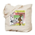 Rudolph's Drug Test Tote Bag