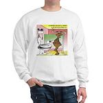 Reindeer Drug Tests Sweatshirt