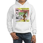 Rudolph's Drug Test Hooded Sweatshirt