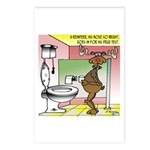 Rudolph's Drug Test Postcards (Package of 8)