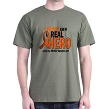 Never Knew A Hero 2 ORANGE (Mother) T-Shirt