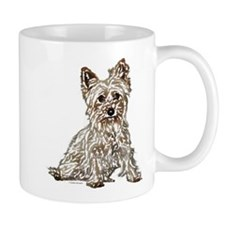 Silky Terrier (sketch) Mug