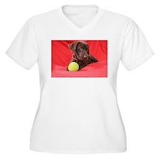 Chocolate Puppy #2 T-Shirt