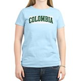 Colombia (green) T-Shirt