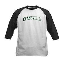 Evansville (green) Tee