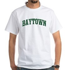 Baytown (green) Shirt