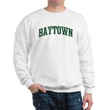 Baytown (green) Sweatshirt