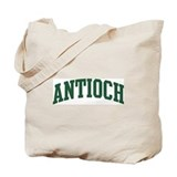 Antioch (green) Tote Bag