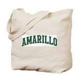 Amarillo (green) Tote Bag