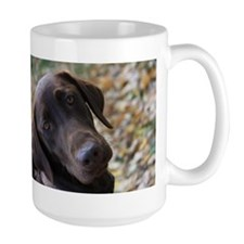 Chocolate Lab C Mug