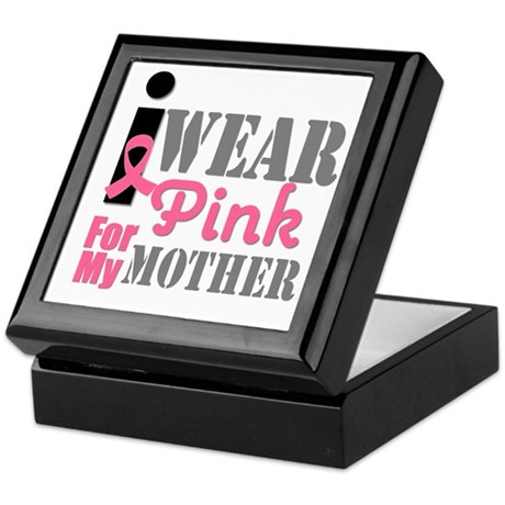 IWearPink Mother Keepsake Box