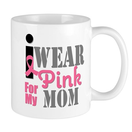 IWearPink Mom Mug