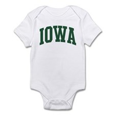 Iowa (green) Infant Bodysuit