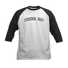 Federal Way (green) Tee