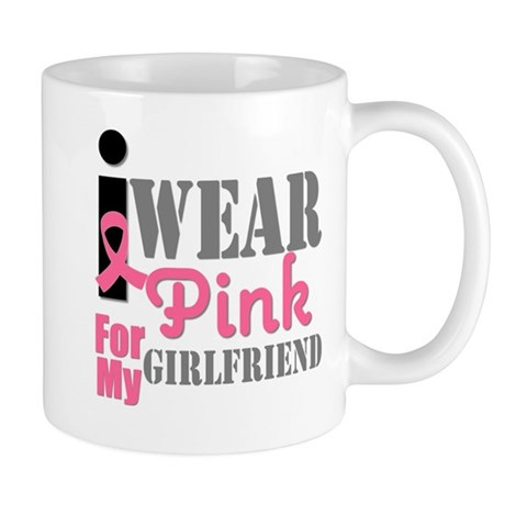 IWearPink Girlfriend Mug