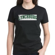 Lynchburg (green) Tee