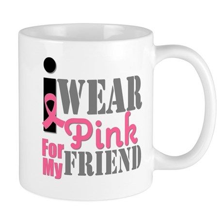 IWearPink Friend Mug