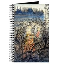 """Farewell"" Fairy Art Journal"