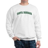 Santa Barbara (green) Sweatshirt