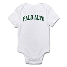 Palo Alto (green) Infant Bodysuit
