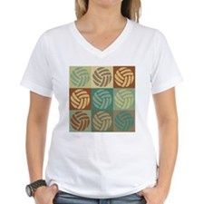 Volleyball Pop Art Shirt