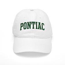 Pontiac (green) Baseball Cap
