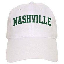 Nashville (green) Baseball Cap